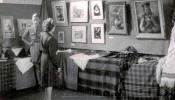 Izstāde Latviešu dziesmu dienās Ansbahā, 1946.g.