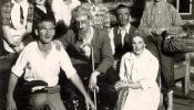 Ģimnāzijas teātris Neietingā, 1948.g.