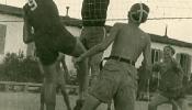 Volejbols Kleinkecā, 1947.g.