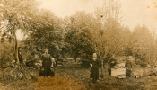Latvian beekeepers in  Bashkortostan, 1920s