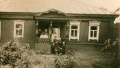 Latvian home in Bashkortostan, 1920s-30s