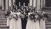 Iesvētības San Paulo Latviešu luterāņu draudzē 1952.g.