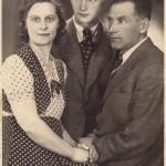 Alma, Haralds un Kārlis Ploki